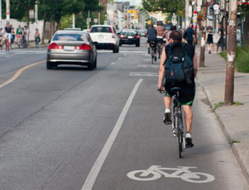O Invisível Respeito à Bicicleta nas ruas