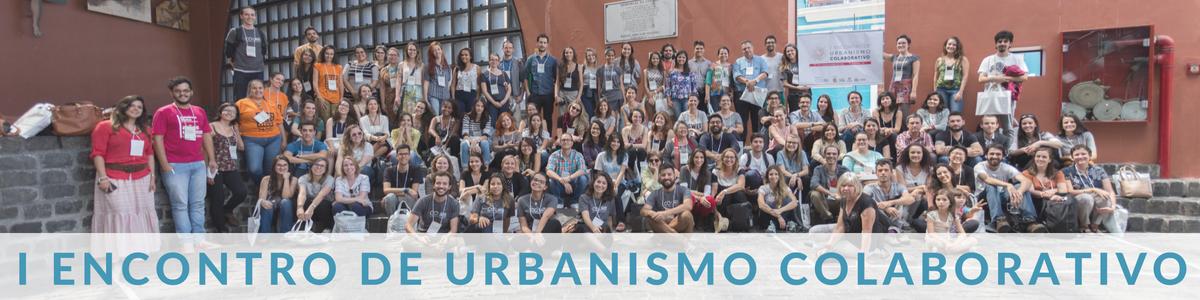 I Encontro de Urbanismo Colaborativo