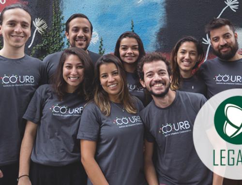 COURB é selecionado para a edição 2017 do Projeto Legado