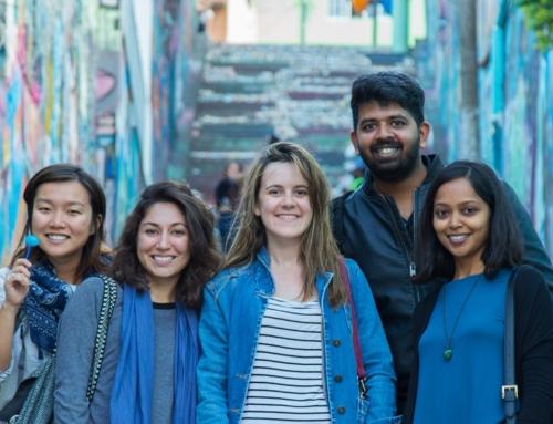 COURB apoia pesquisa de estudantes da LSE – Londres